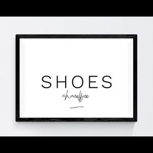 """Other - SHOES • """"Life is short, buy the shoes"""""""